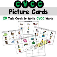 CVCC Picture Cards