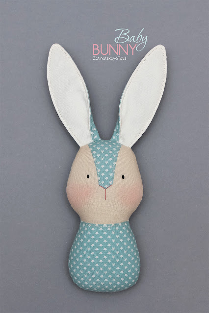 best bunny gifts for baby DIY