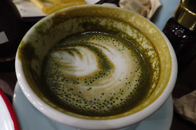 Forty Hands, dirty matcha