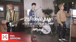Lyrics N.Flying – GOOD BAM (굿밤) + Translation