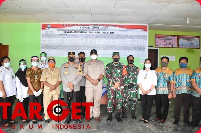Pangdam XVIII Kasuari Canangkan 'Kampung Tangguh' di Papua Barat