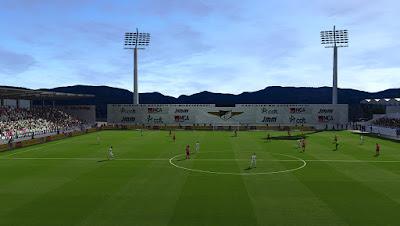 PES 2021 Stadium Estadio Parque Joaquim de Freitas