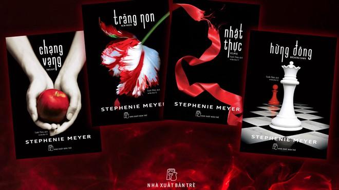 [Free] Bộ Truyện audio lãng mạn nổi tiếng: Chạng Vạng- Stephenie Meyer (Trọn bộ 04 cuốn)