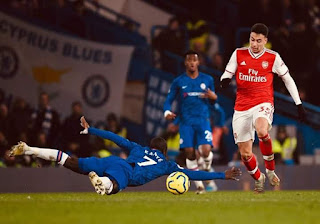 Countdown to English FA Cup Final: Arsenal vs Chelsea Which Team Will Carry The Day?