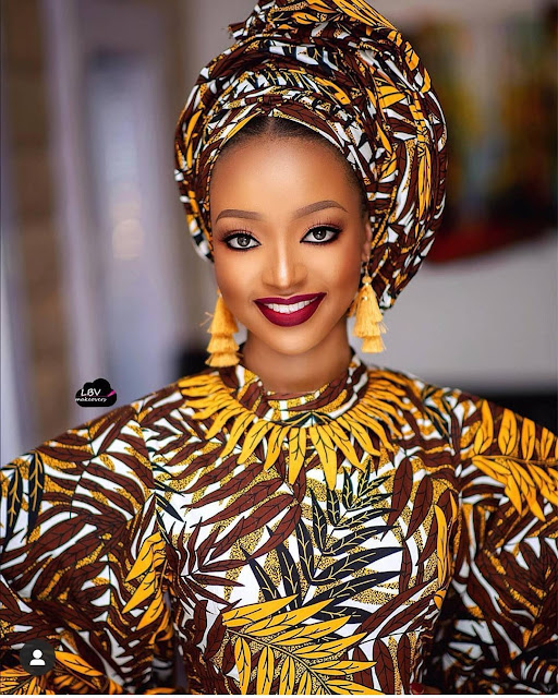 2019 African Fashion: Gorgeous Ankara Headwrap Styles