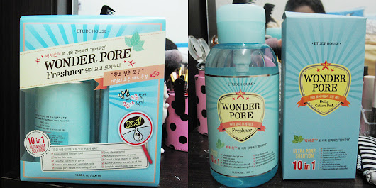 WONDER PORE etude house review