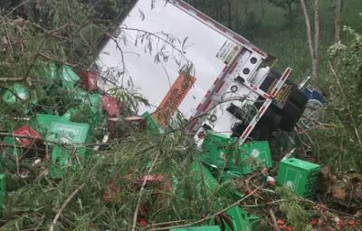 Accidente de tránsito múltiple en Bonao deja al menos dos personas fallecidas