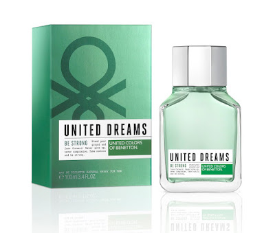 Parfum Pria Benetton United Dreams Be Strong