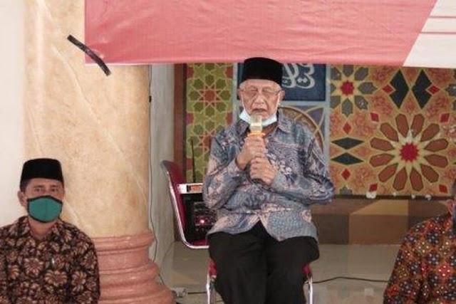 Mantan Gubernur Aceh Syamsuddin Mahmud Meninggal Dunia, Sempat Positif Covid-19