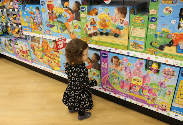 Toys R Us Highcross Leicester Review