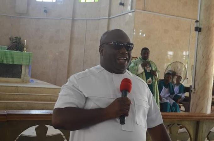 I will justify my mandate -- Ifeanyi Uba By: Ifeanyi Okonkwo