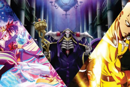 25 Anime Buatan Studio Madhouse terbaik