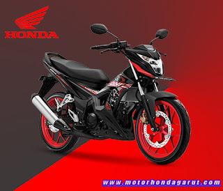 Spesifikasi Motor Honda Sonic 150