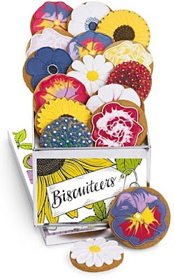 Biscuiteers Mother's Day Special Biscuits