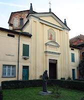 The church of Santi Teodoro e Paradiso in Codogno
