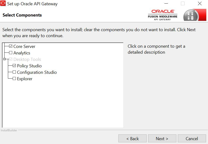 SOAWORK -It is all about Oracle SOA: OAG (Oracle API Gateway)