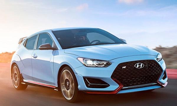 Ficha Técnica Hyundai Veloster N (2019)