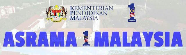 Permohonan Asrama 1 Malaysia Tingkatan 1 2018 KPM