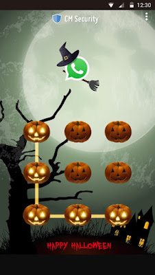 Theme halloween