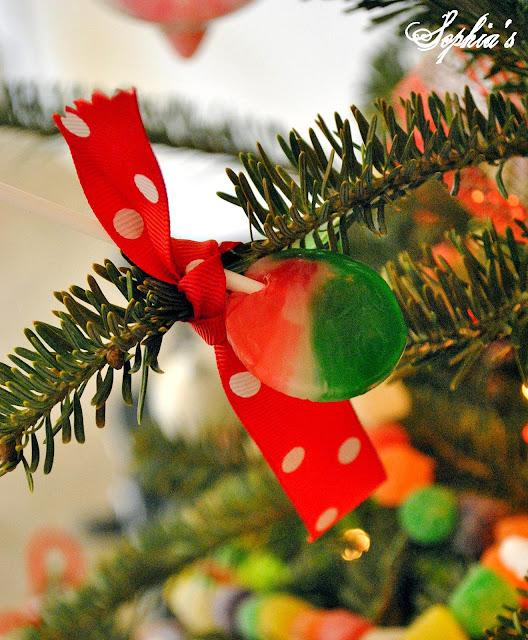 Diy Sprinkle Ornaments: Sophia's: Kid's Candy Tree & DIY Sprinkles Ornaments