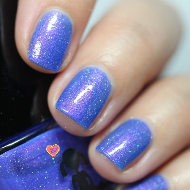Dollish Polish Asteria swatch by Streets Ahead Style