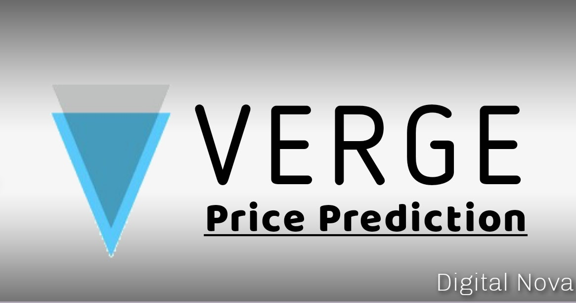 verge cryptocurrency price history