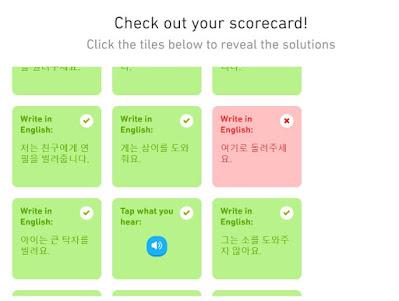 Review soal Duolingo