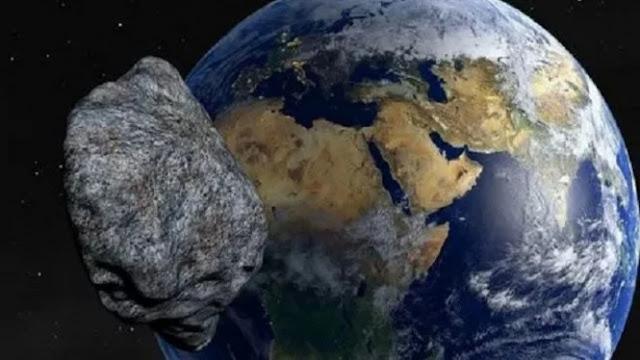 Asteroid Berbahaya Menyapa Bumi Jelang Tengah Malam