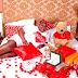 Eniola Badmus Releases Lovely Valentine Inspired Photos