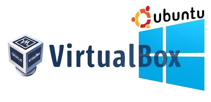 Cara Lengkap Instalasi Windows dan Linux menggunakan Virtual Box