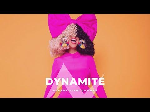 DYNAMITE LYRICS-ABERT VISHI REMAKE(Alan Walker Style, Sia)-LyricsOverA2z