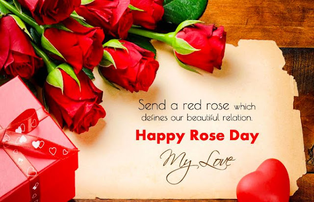 cute rose day