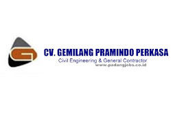 Lowongan Kerja Padang CV. Gemilang Pramindo Perkasa September 2019