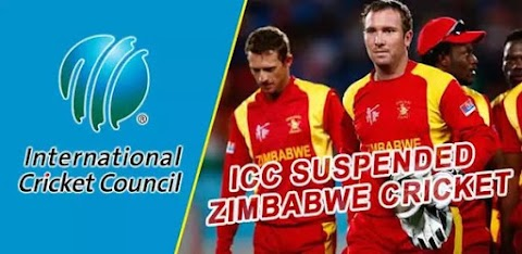 ICC suspends Zimbabwe Cricket for neglecting to keep govt obstruction under control