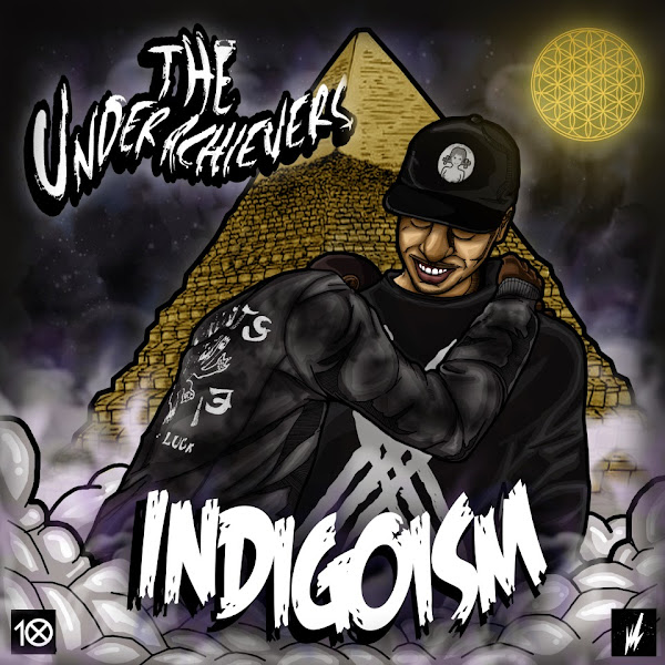 The Underachievers - Indigoism Cover