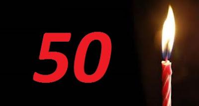 cinquanta anni di compleanno