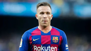 I am staying at Barca and Juve & Inter rumours are flattering :Arthur