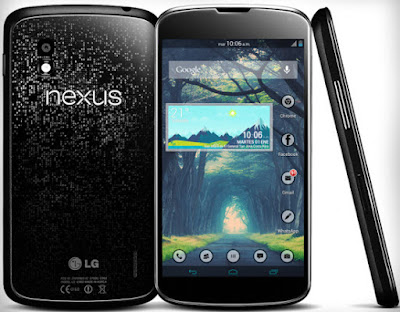 LG Nexus 4 E960 complete specs and features
