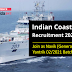 Indian Coast Guard Recruitment 2021: Join as Navik (General Duty), Yantrik 02/2021 Batch