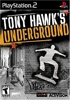 Download Tony Hawk's Underground PS2 ISO