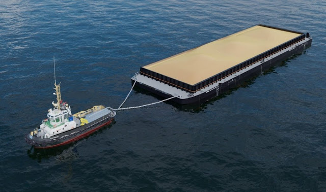 Order Sewa Kapal Tongkang Bengkulu Biaya Terjangkau