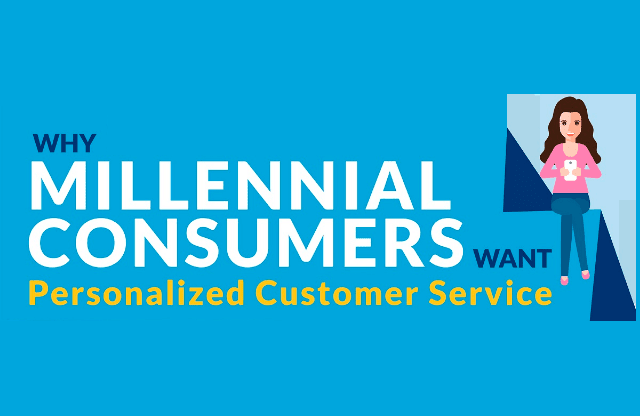 Why Millennial Consumers Want Personalized Service