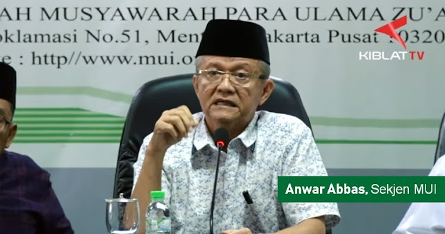 Disebut sebagai LSM, Begini Jawaban Majelis Ulama Indonesia