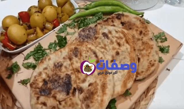 حواوشي علي الفحم وبدون شواية فاطمه ابو حاتي