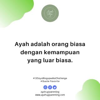 Quote #blogspedia