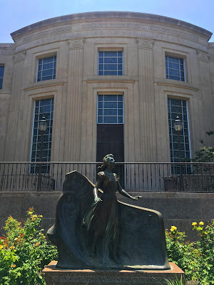 The Armstrong Browning Library at Baylor University
