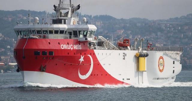 Hadgyakorlatot tart Törökország Észak-Ciprus partjainál