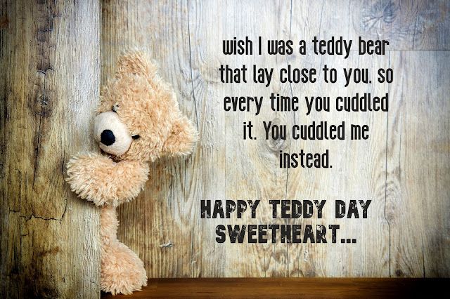 Happy Teddy Day Images For Whats app