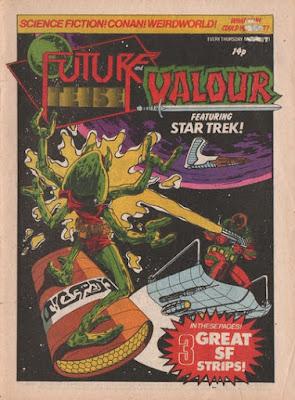 Future Tense and Valour #21