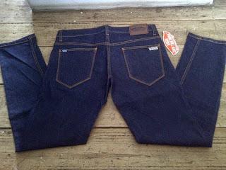 Vans Jeans Terbaru